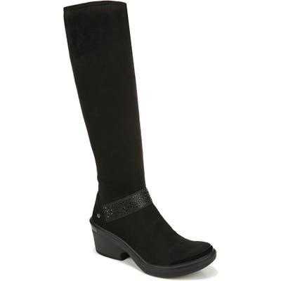 Bzees Tango Tall Boot, Black