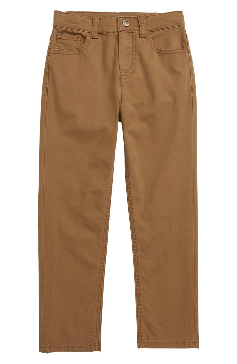 VINEYARD VINES Canvas Pants, Main, color, OTTER