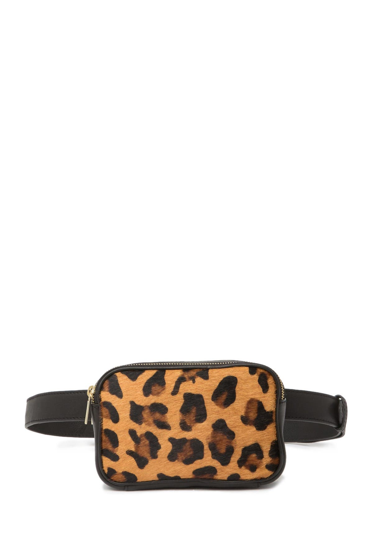 Image of TMRW STUDIO Alexander Genuine Shearling Belt Bag