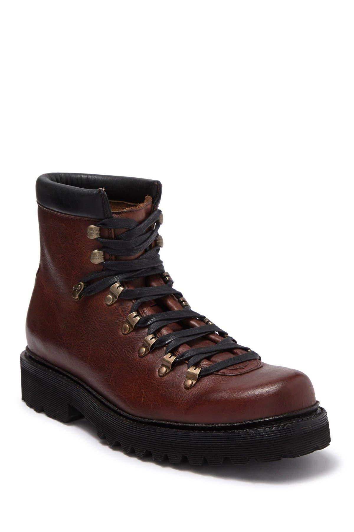 Frye | Woodson Leather Hiking Boot