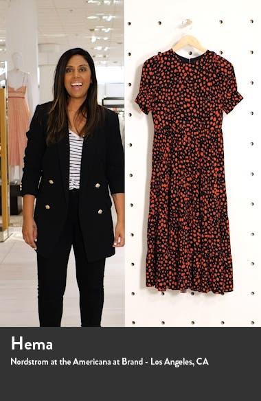 Betty Print Dress, sales video thumbnail