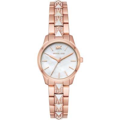 Michael Michael Kors Runway Mercer Bracelet Watch, 2m