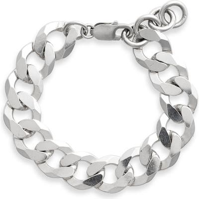 Loren Stewart Moderna Curb Chain Bracelet