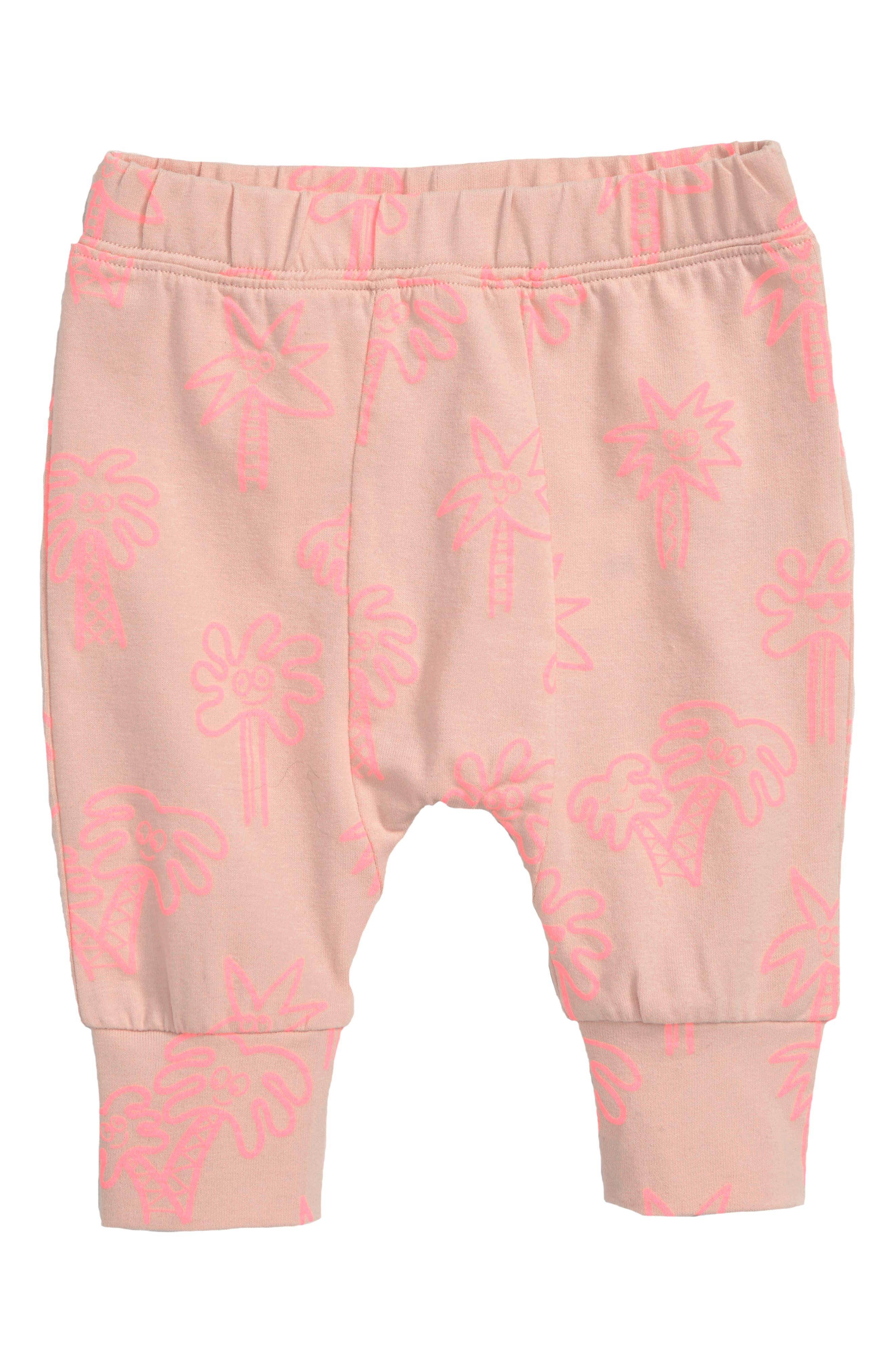 Girls Stella Mccartney Palms Jogger Pants