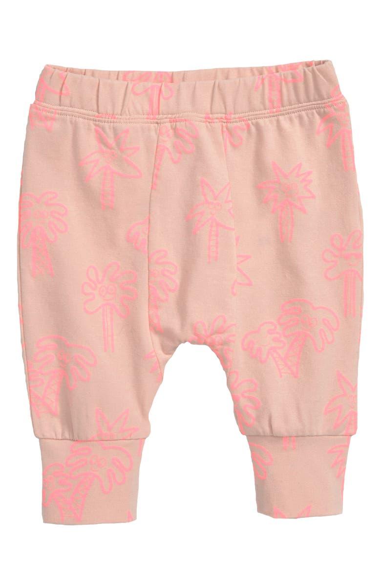 STELLA MCCARTNEY KIDS Stella McCartney Palms Jogger Pants, Main, color, 650