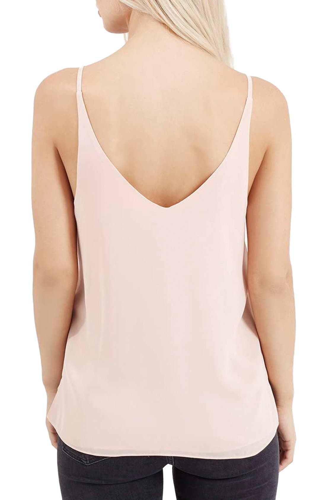 ,                             Strappy V-Neck Camisole,                             Alternate thumbnail 66, color,                             680