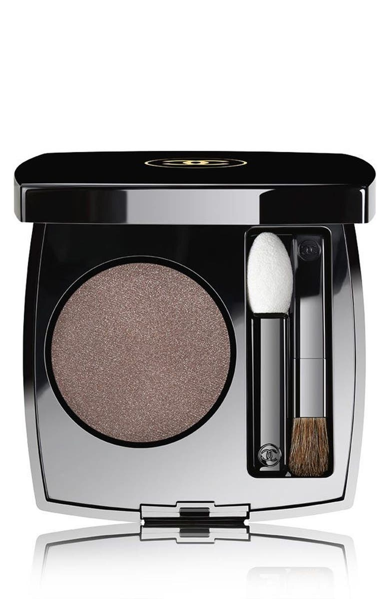 CHANEL OMBRE PREMIÈRE <br />Longwear Powder Eyeshadow, Main, color, 14 TALPA