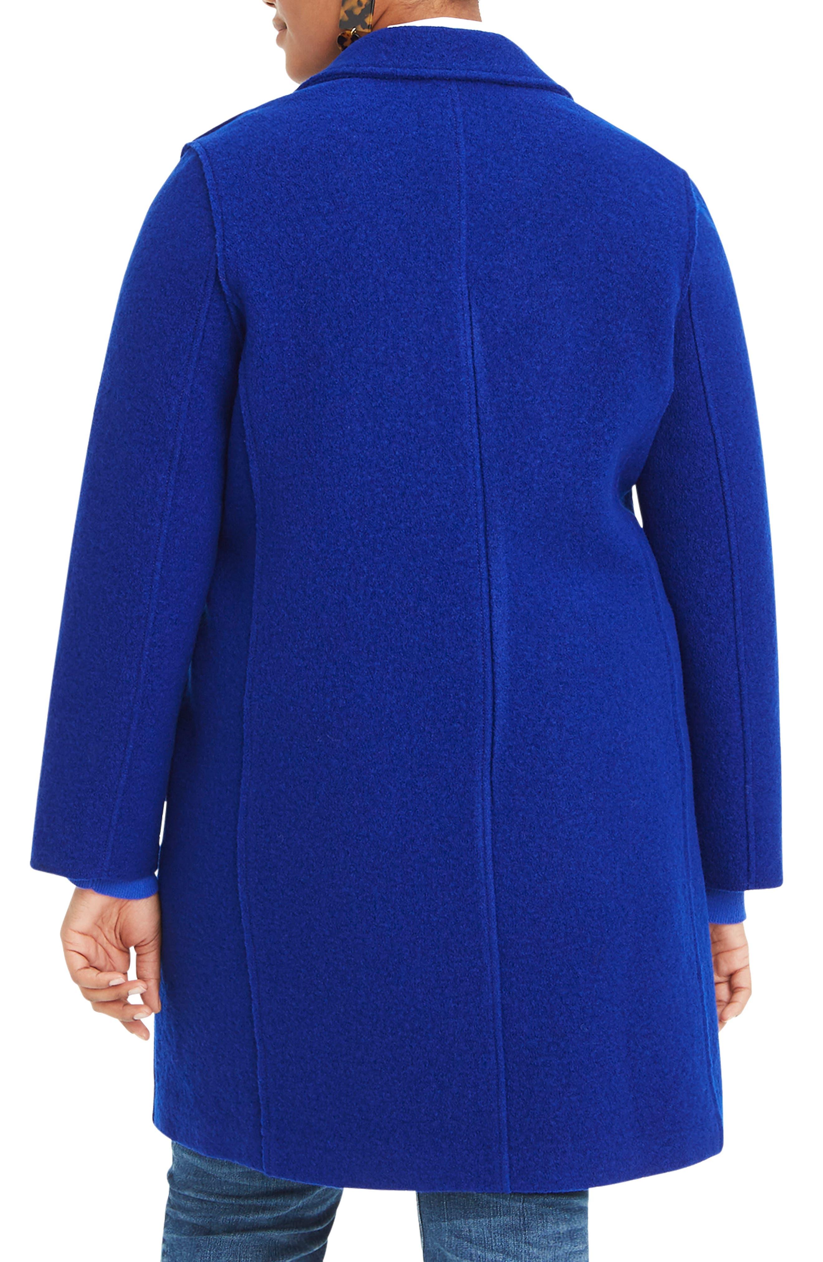 ,                             Daphne Boiled Wool Topcoat,                             Alternate thumbnail 41, color,                             400