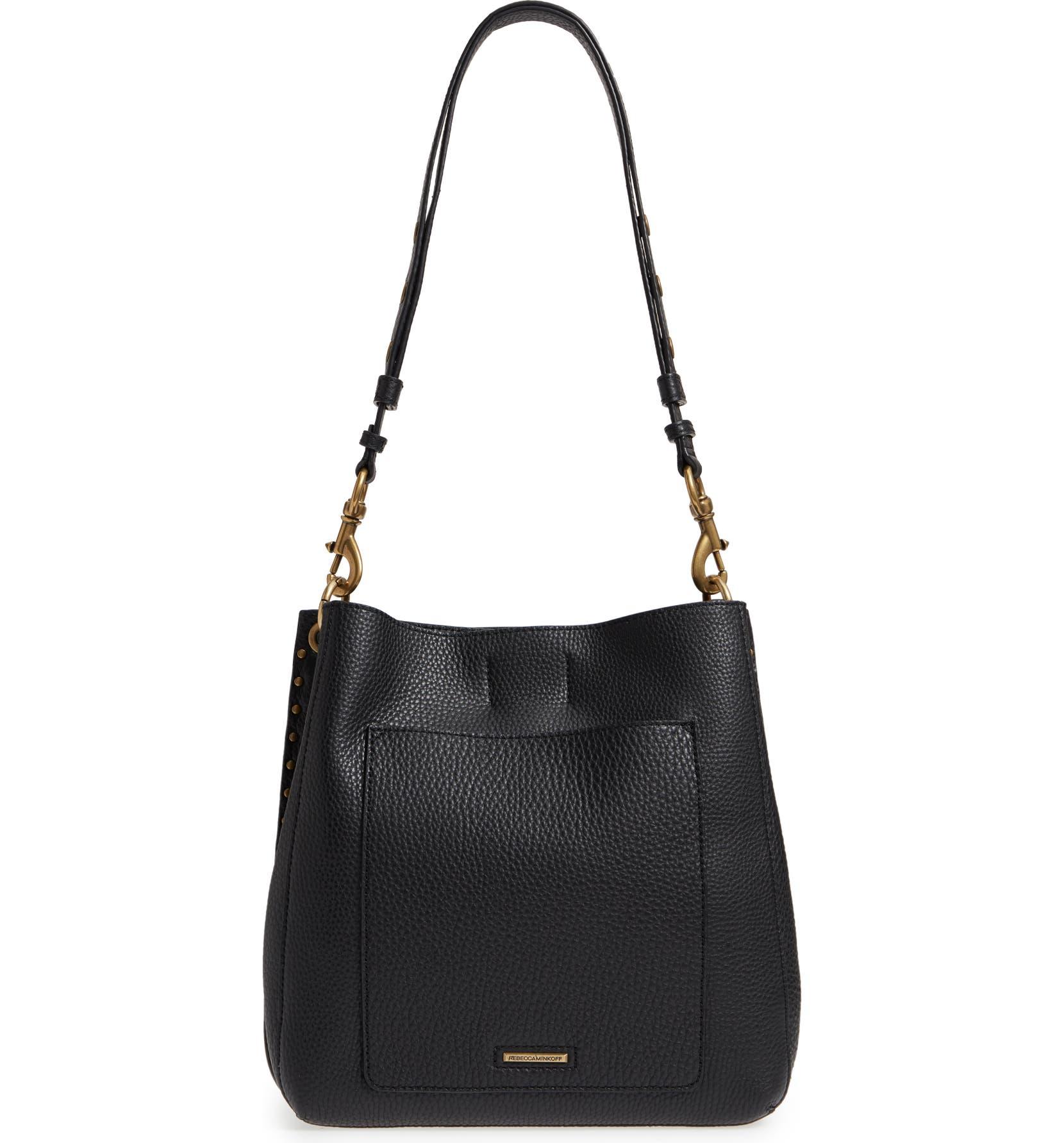 4f289f8d1df565 Rebecca Minkoff Darren Deerskin Leather Shoulder Bag | Nordstrom