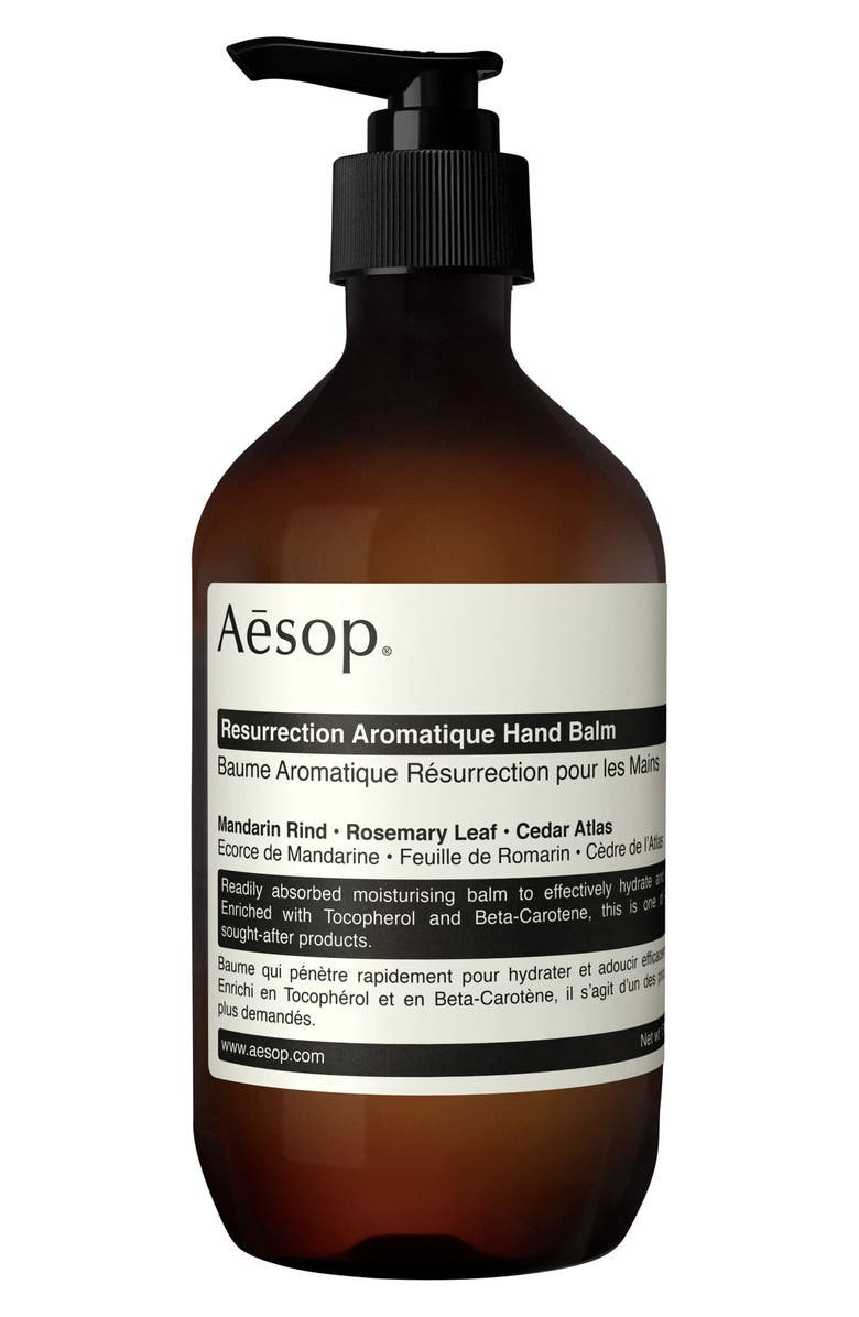 AESOP Resurrection Aromatique Hand Balm, Main, color, NONE