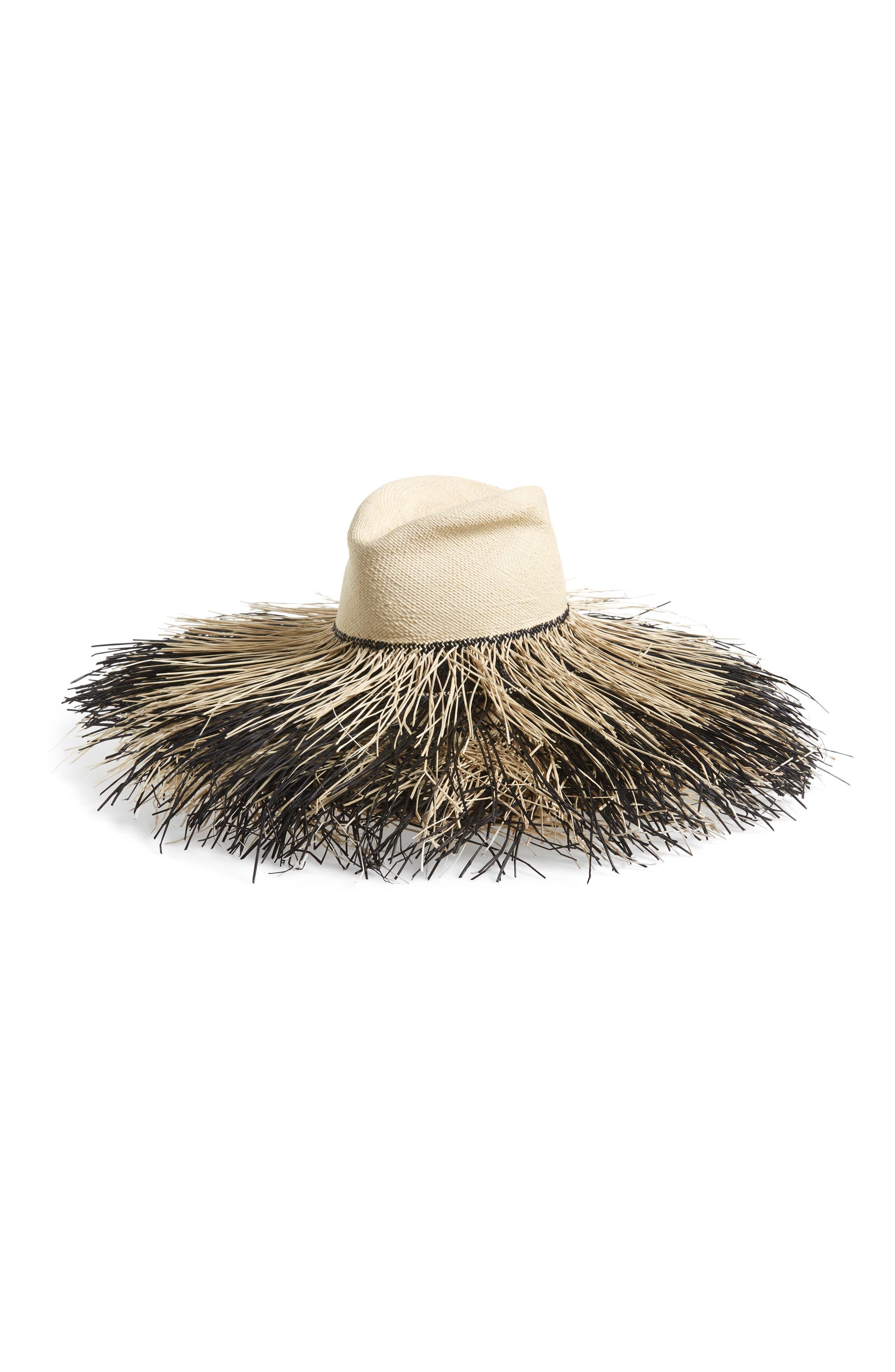 Porcupine Straw Hat, Main, color, 200
