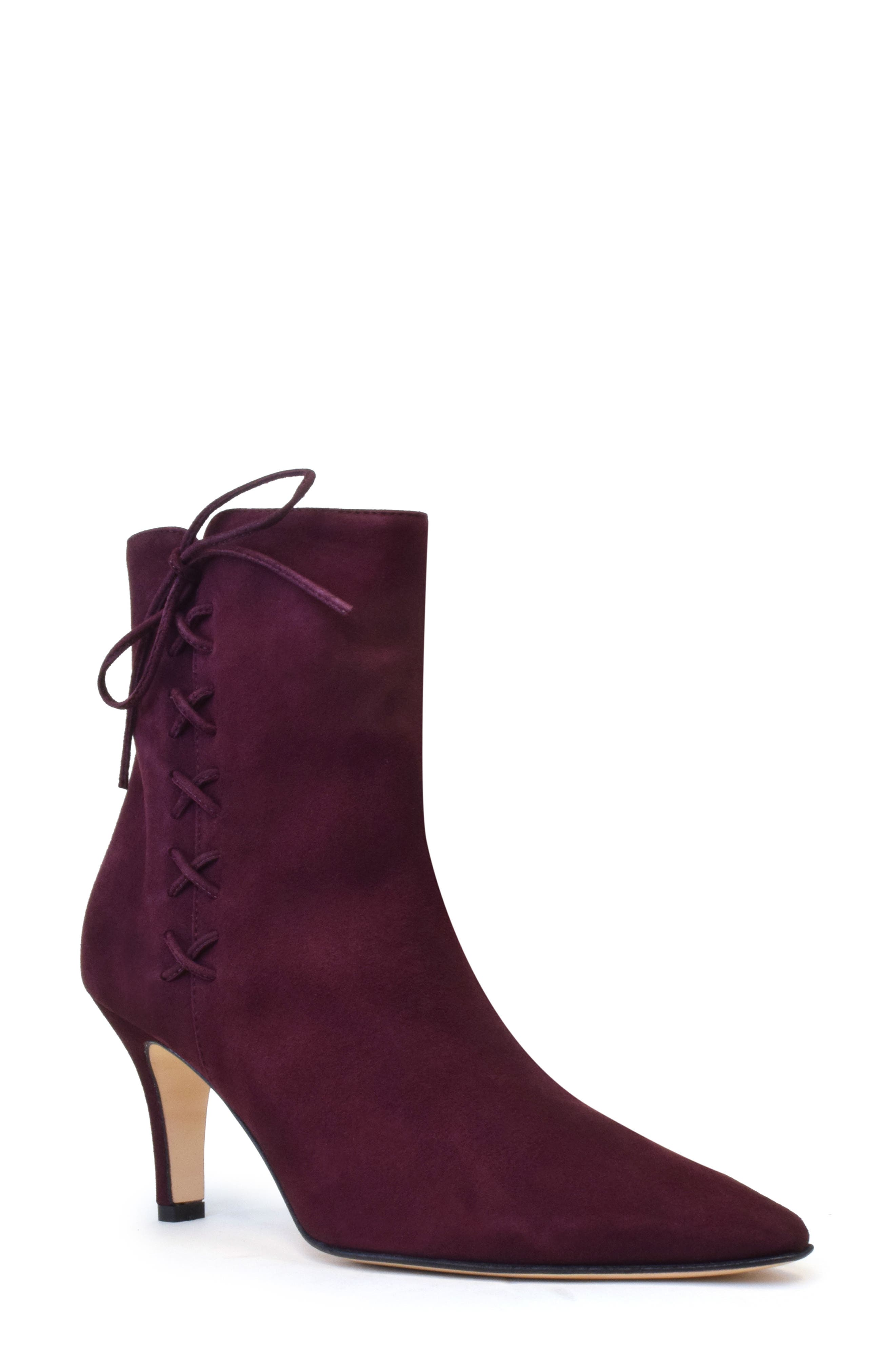 Isolde Pointed Toe Bootie