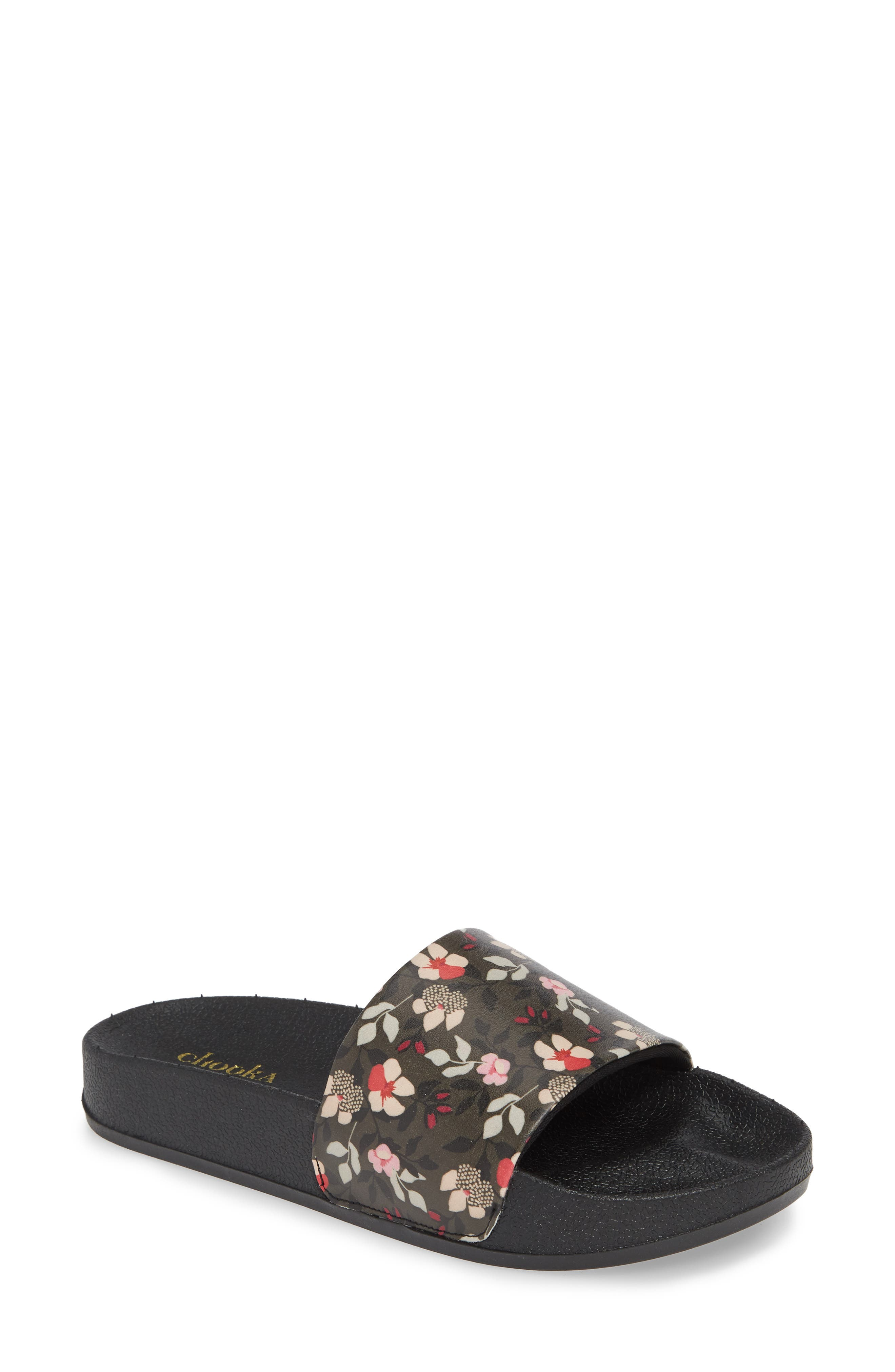 Chooka Bailey Slide Sandal (Women)