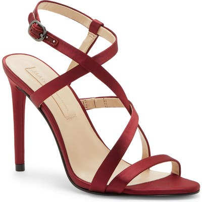 Imagine By Vince Camuto Ramsey Strappy Sandal, Red