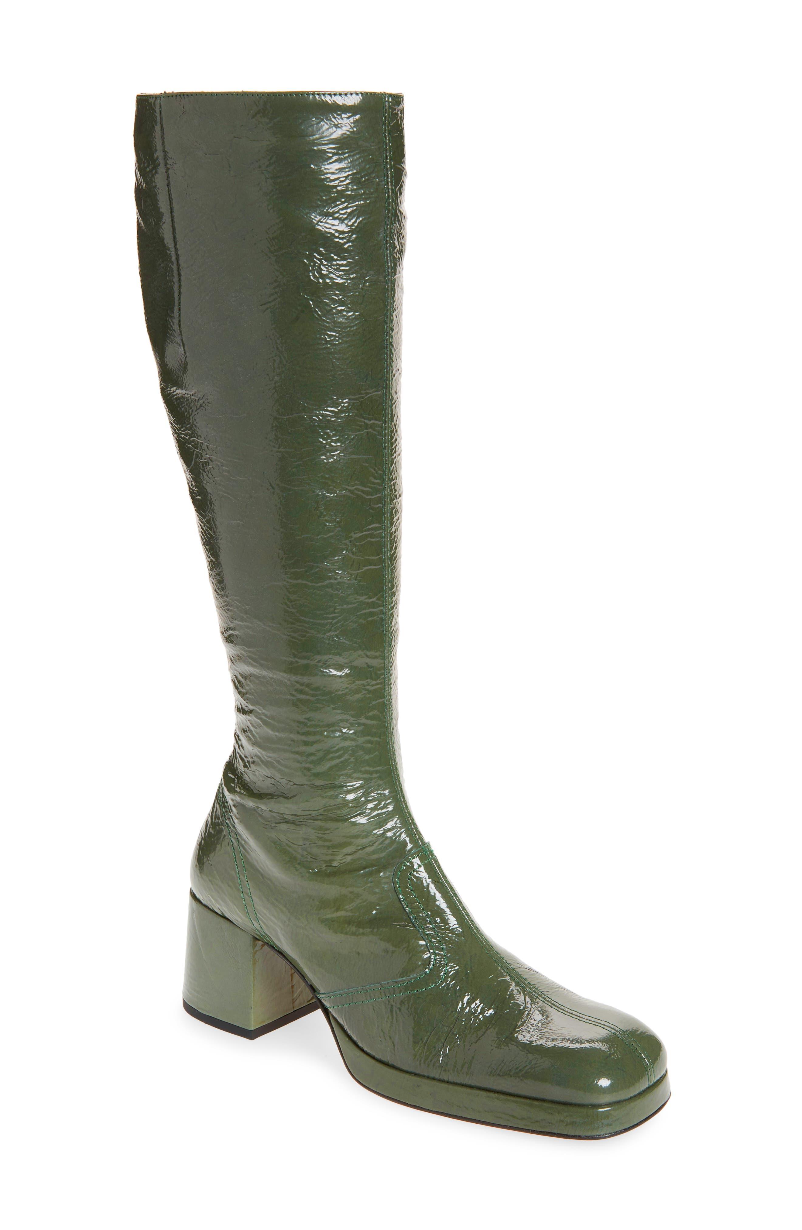 Donna Knee High Boot