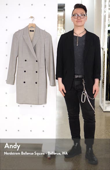 Long Sleeve Blazer Dress, sales video thumbnail