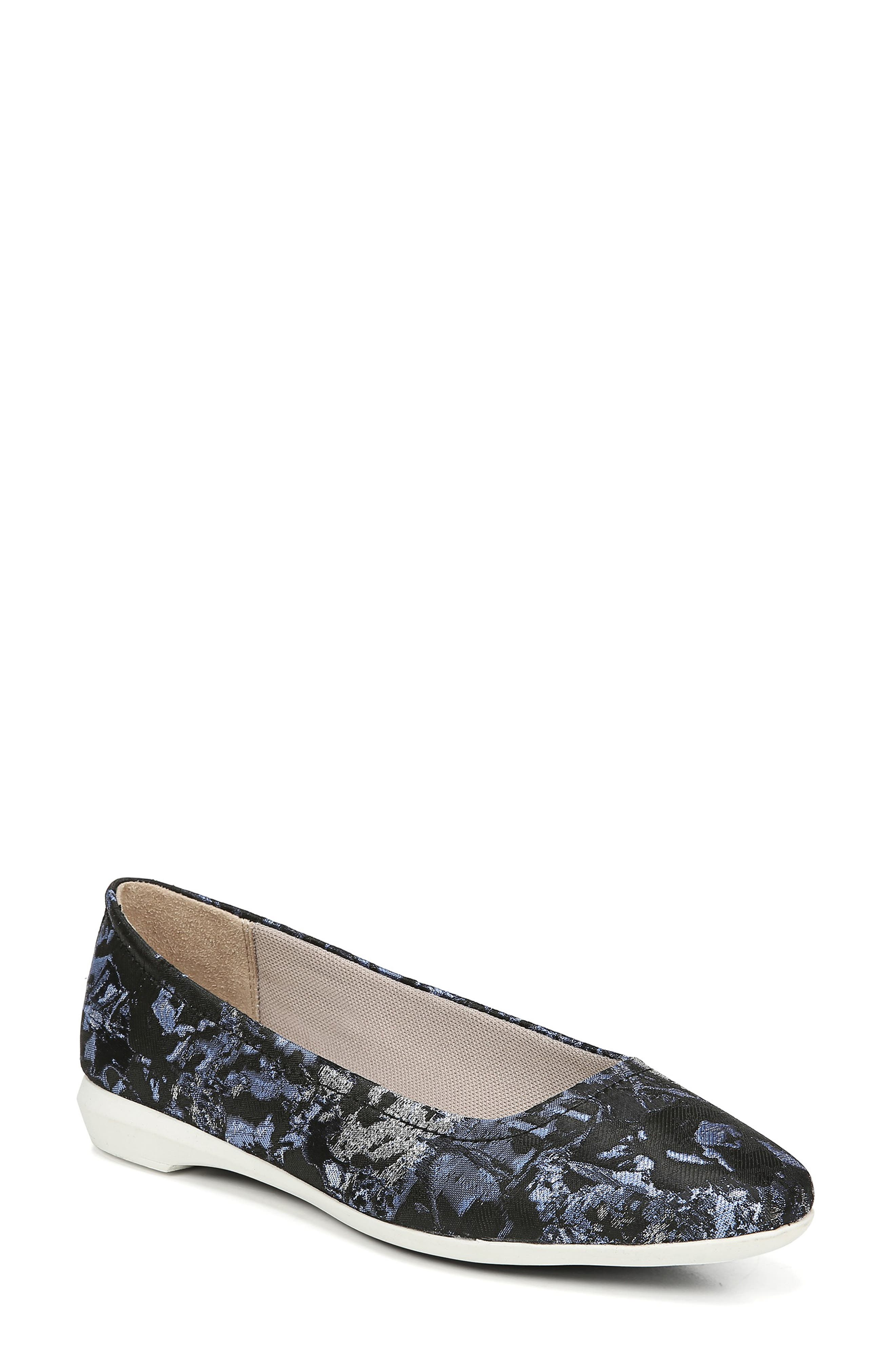 Naturalizer Alya Flat, Blue