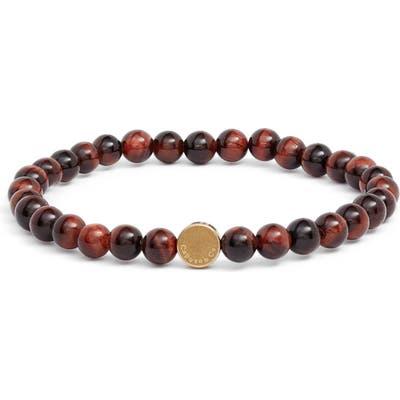 Caputo & Co. Stone Bead Bracelet