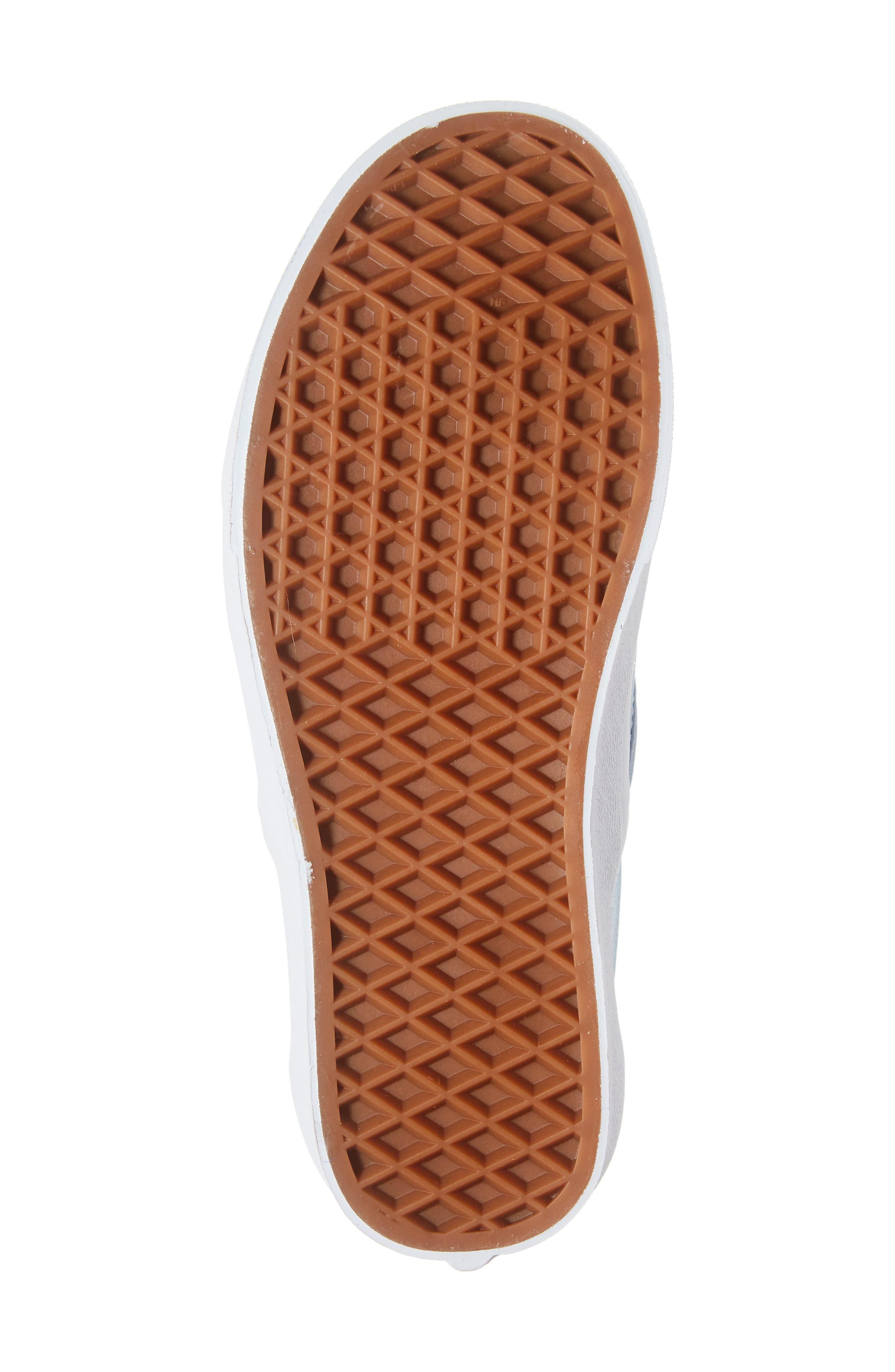 ,                             Classic Slip-On Sneaker,                             Alternate thumbnail 40, color,                             402