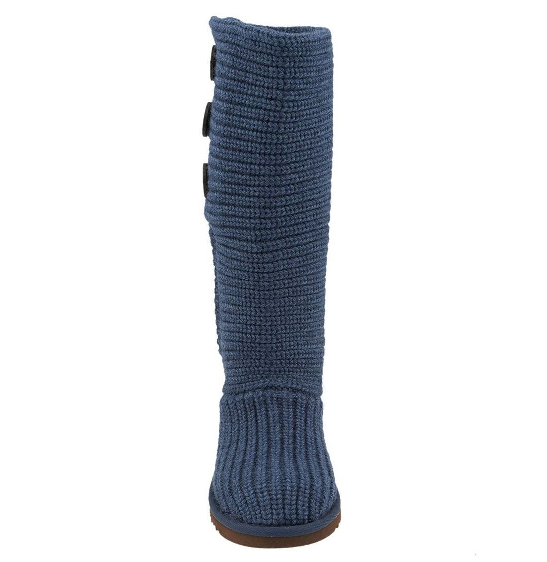 ,                             'Cardy' Classic Knit Boot,                             Alternate thumbnail 34, color,                             401