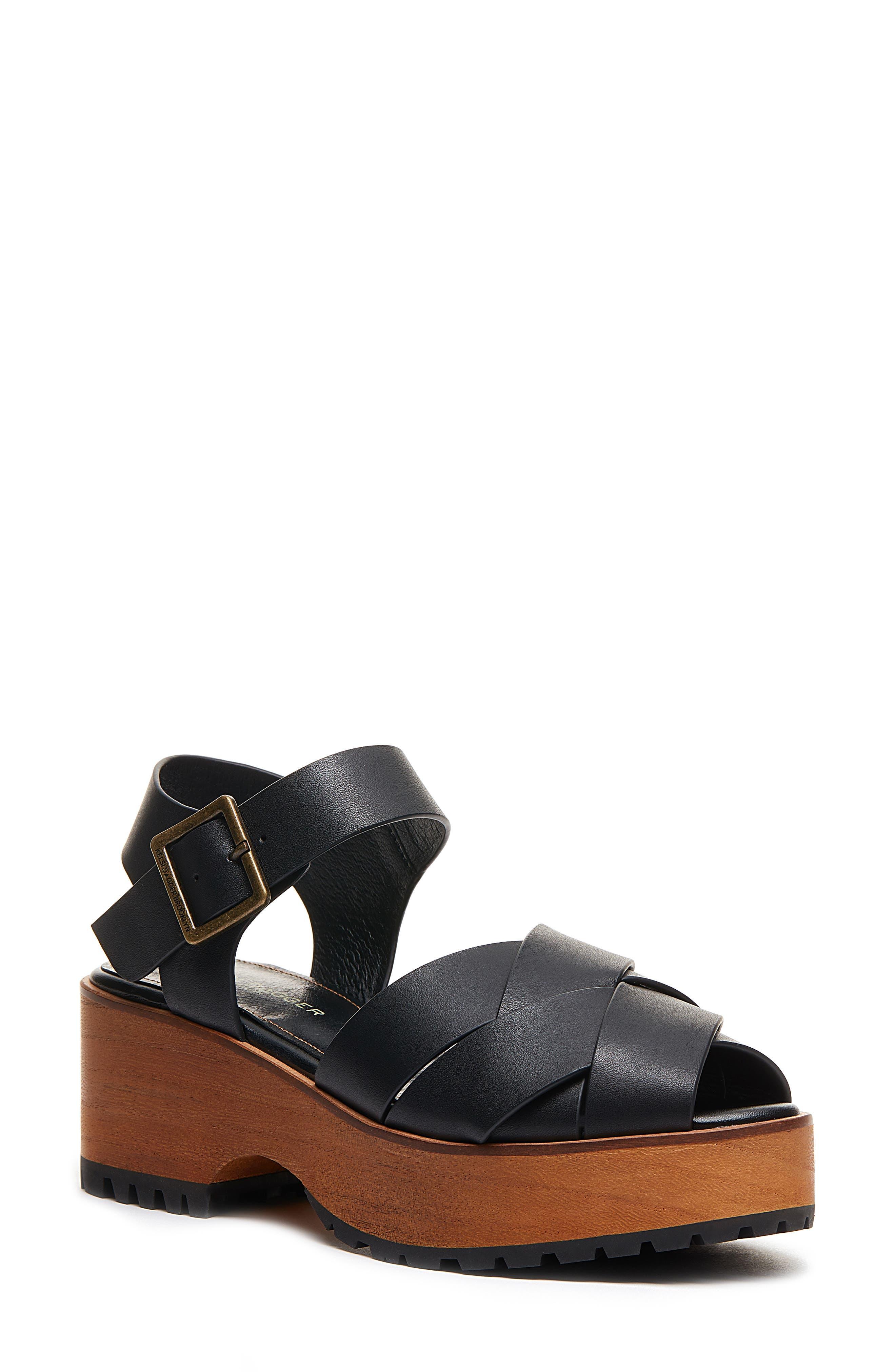 Webster Platform Sandal
