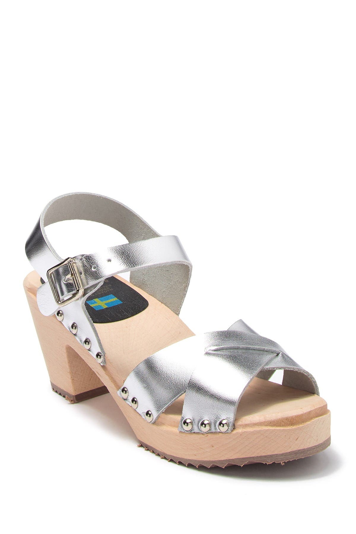 MIA | Gertrude Leather Clog | Nordstrom