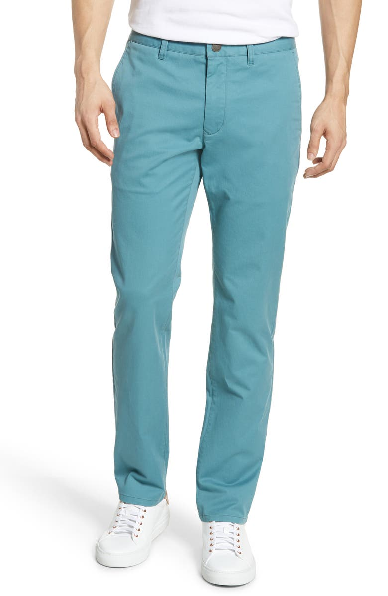 BONOBOS Slim Fit Stretch Washed Chinos, Main, color, WEST COAST