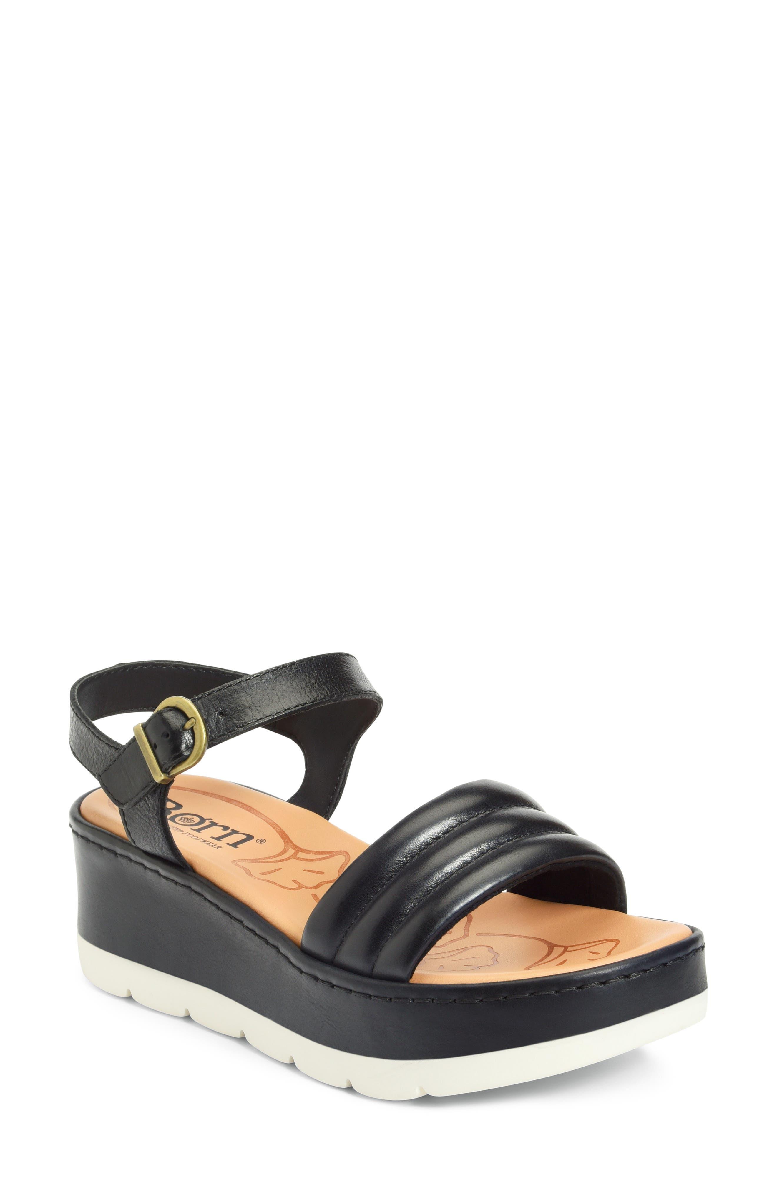 Women's B?rn Faro Platform Sandal