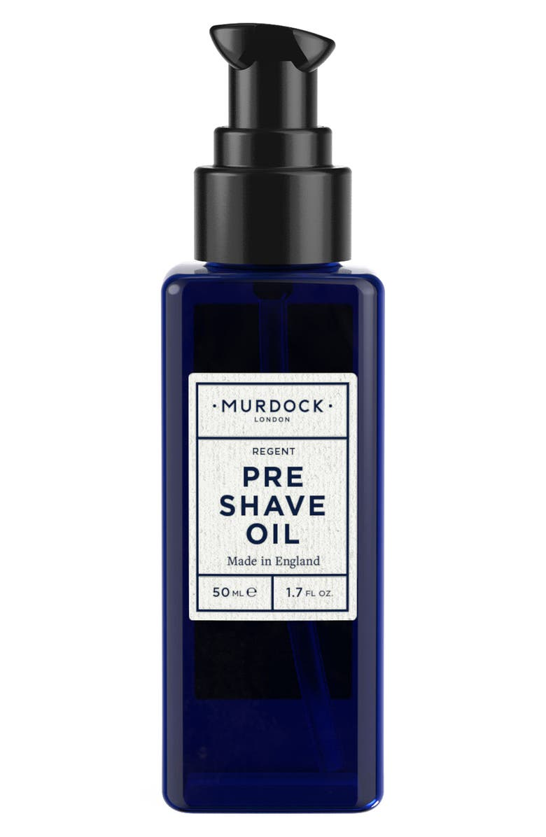 MURDOCK LONDON Pre-Shave Oil, Main, color, NO COLOR