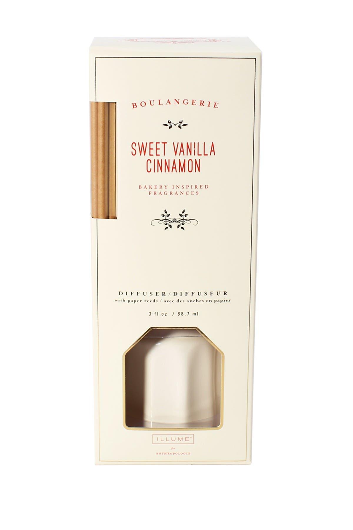 Image of ANTHROPOLOGIE Sweet Vanilla Cinnamon Boulangerie Diffuser