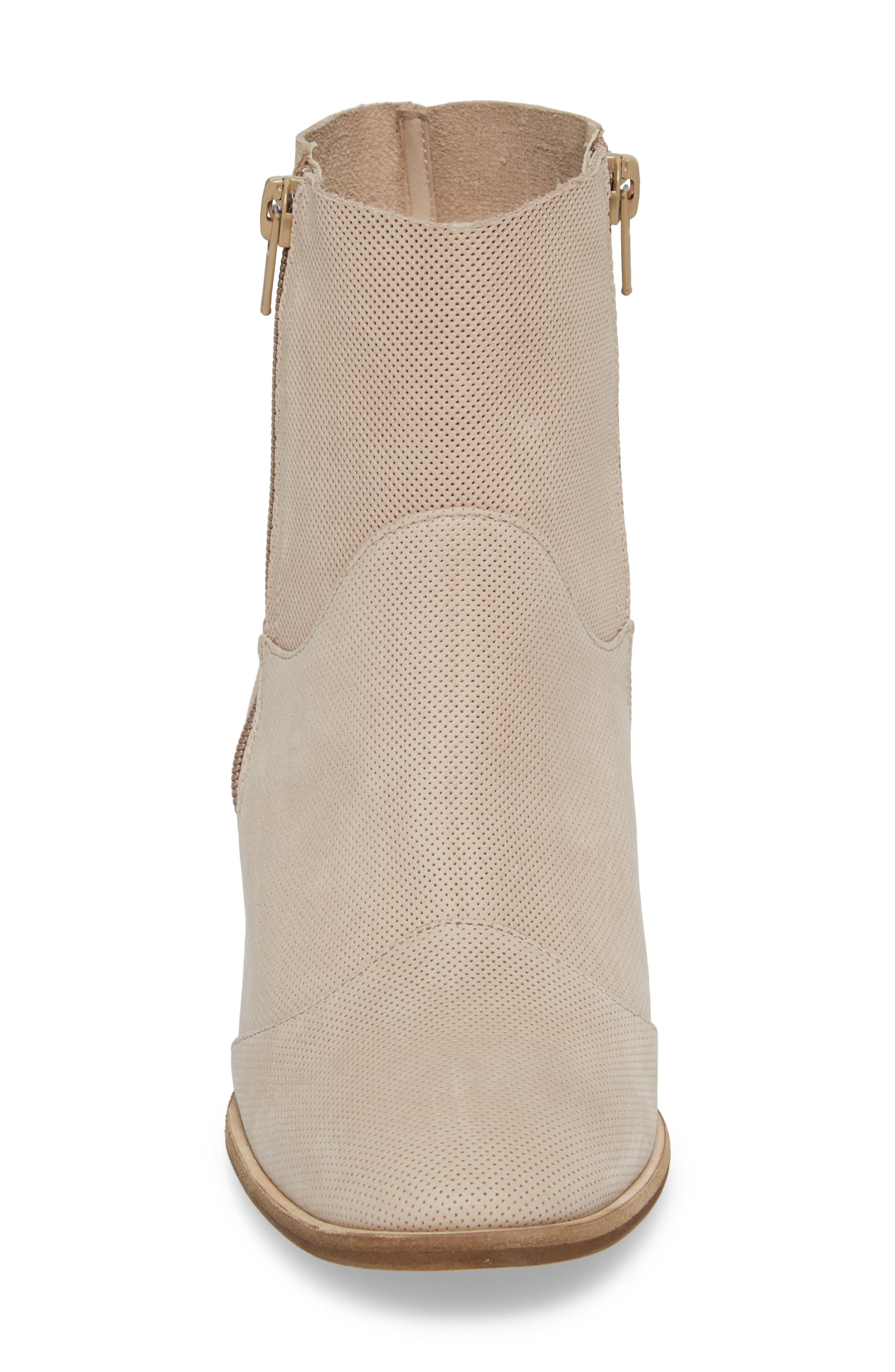 ,                             Robin Bootie,                             Alternate thumbnail 4, color,                             NATURAL LEATHER