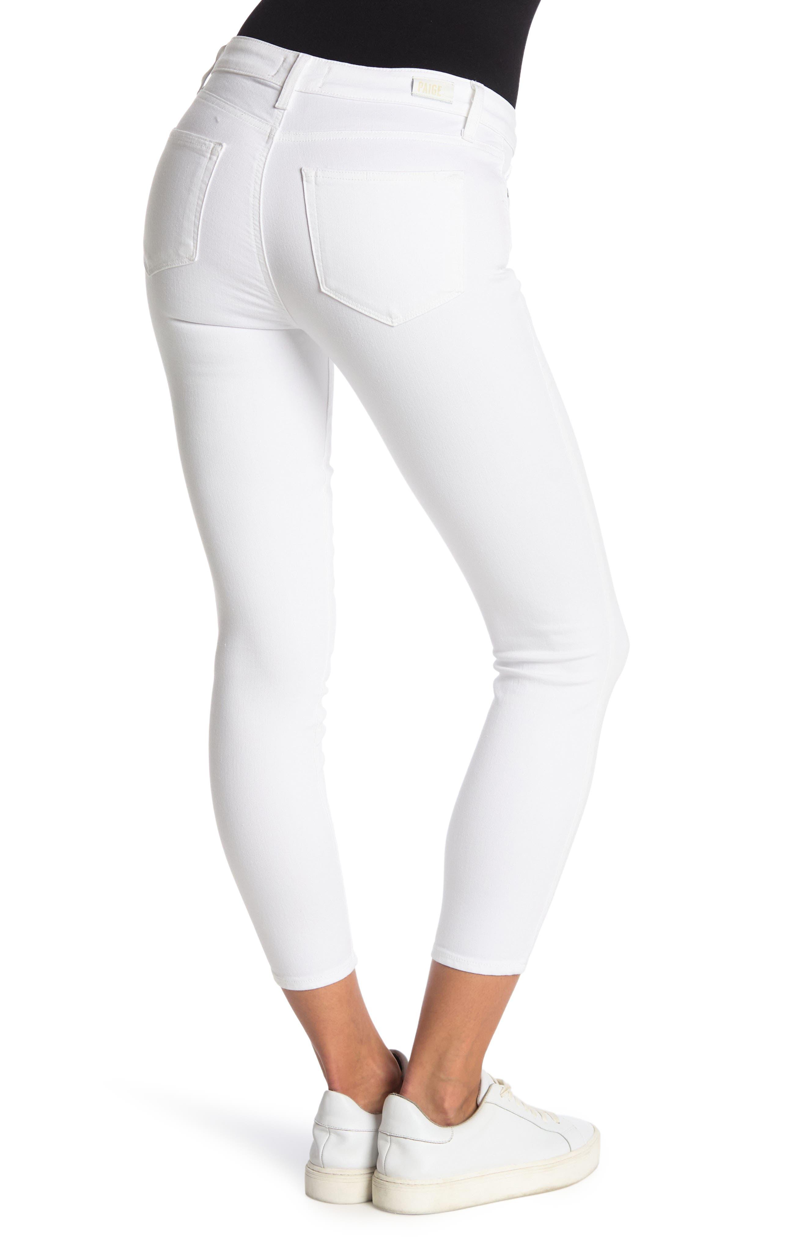 Image of PAIGE Verdugo Crop Jeans