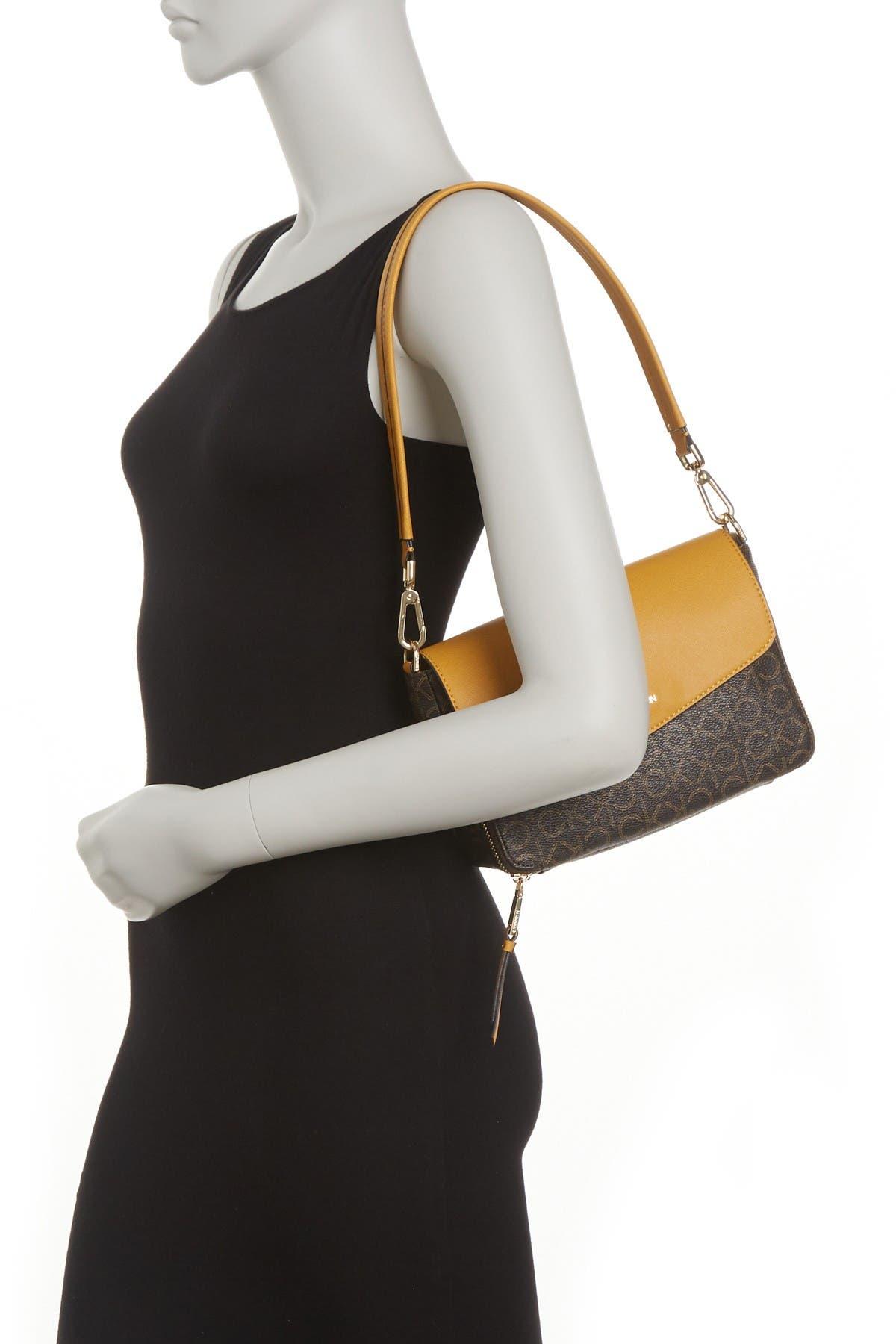 Image of Calvin Klein Ava Signature Bag