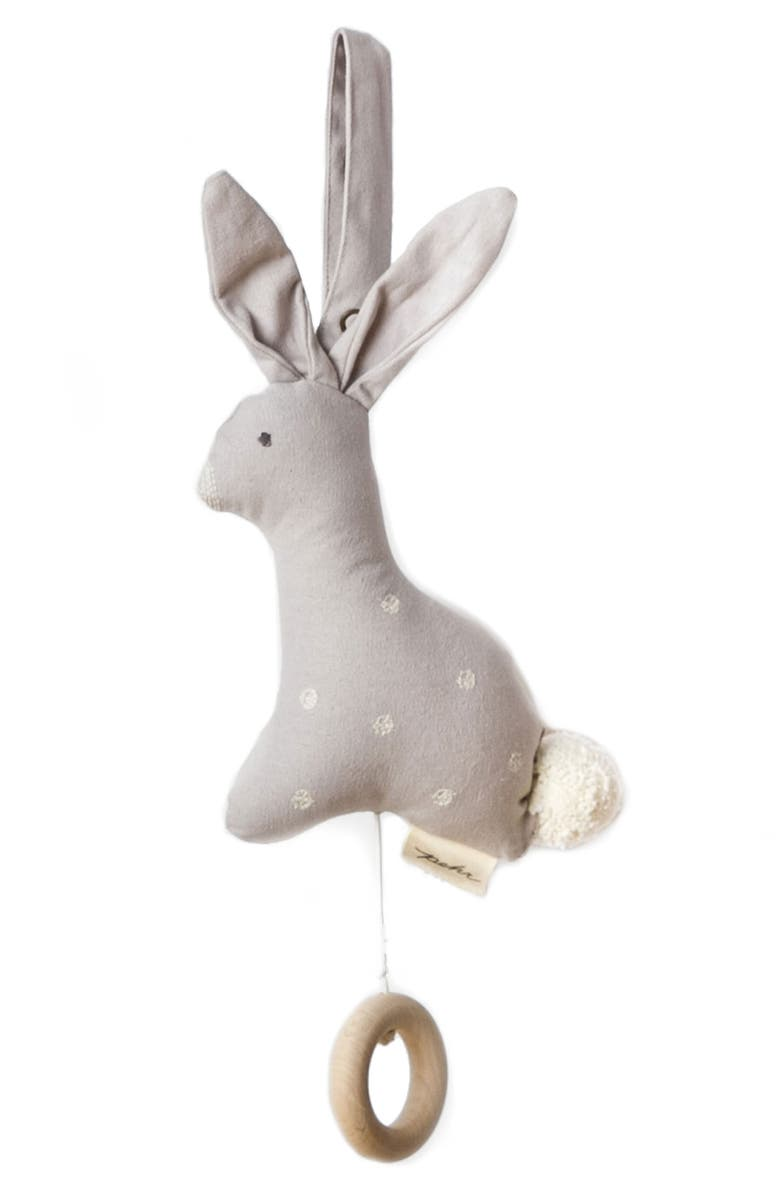 PEHR Bunny Hop Music Mobile, Main, color, 020