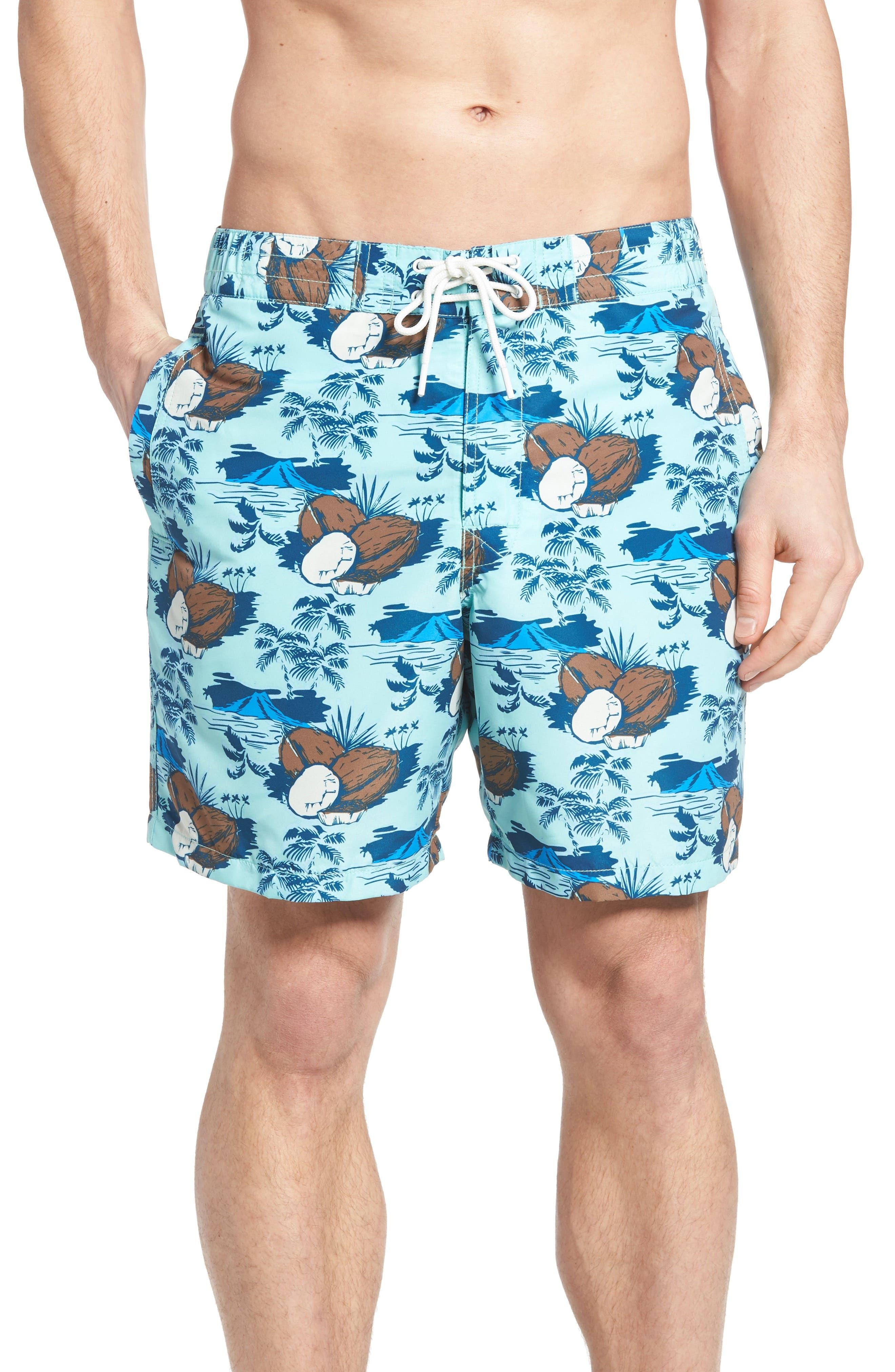 Image of RODD AND GUNN Clarks Beach Swim Trunks