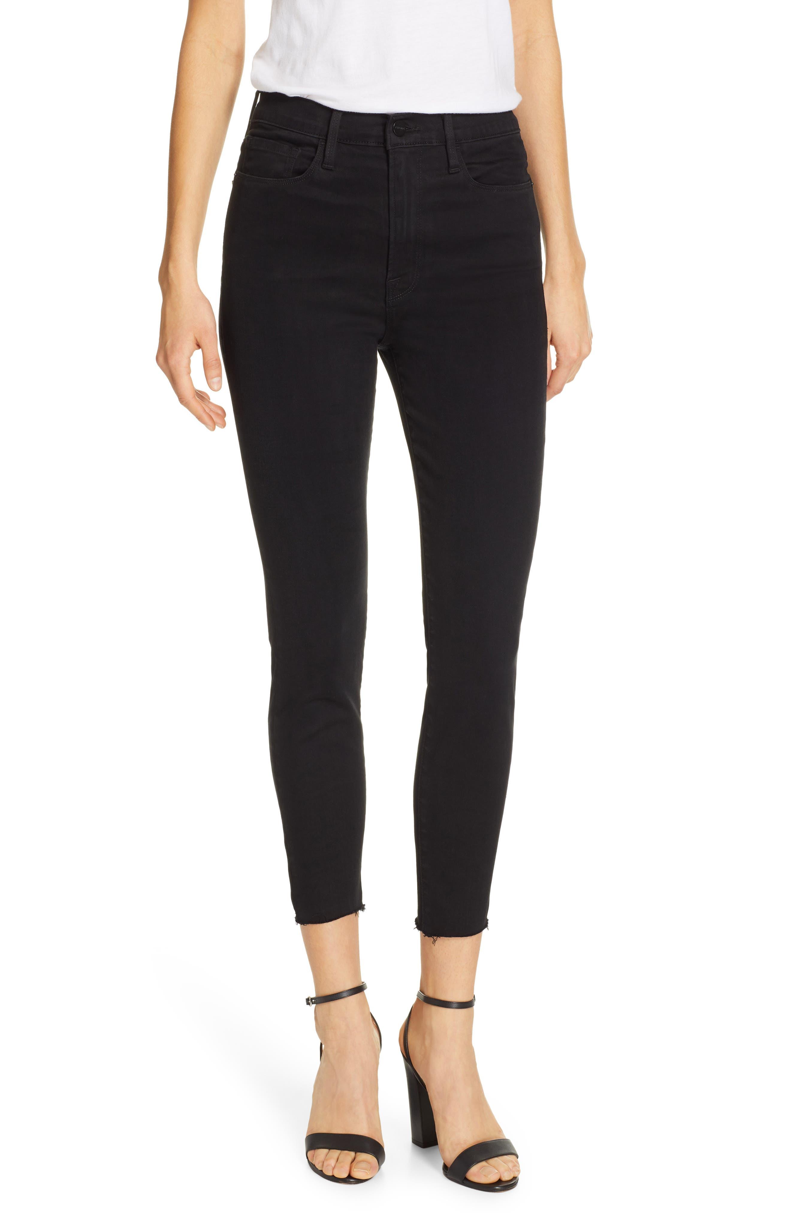 Women's Frame Ali High Waist Cigarette Jeans