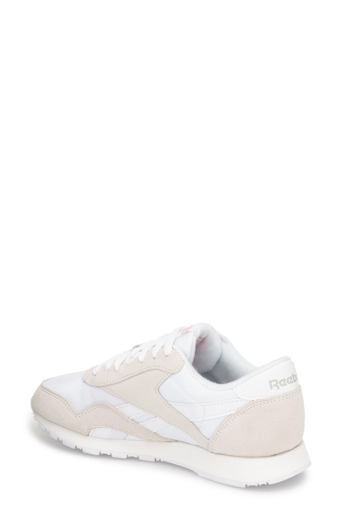 ,                             Classic Nylon Sneaker,                             Alternate thumbnail 36, color,                             101