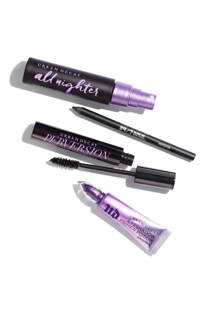 URBAN DECAY Holiday Hall of Fame Eye Makeup & Setting Spray Set, Main, color, NO COLOR