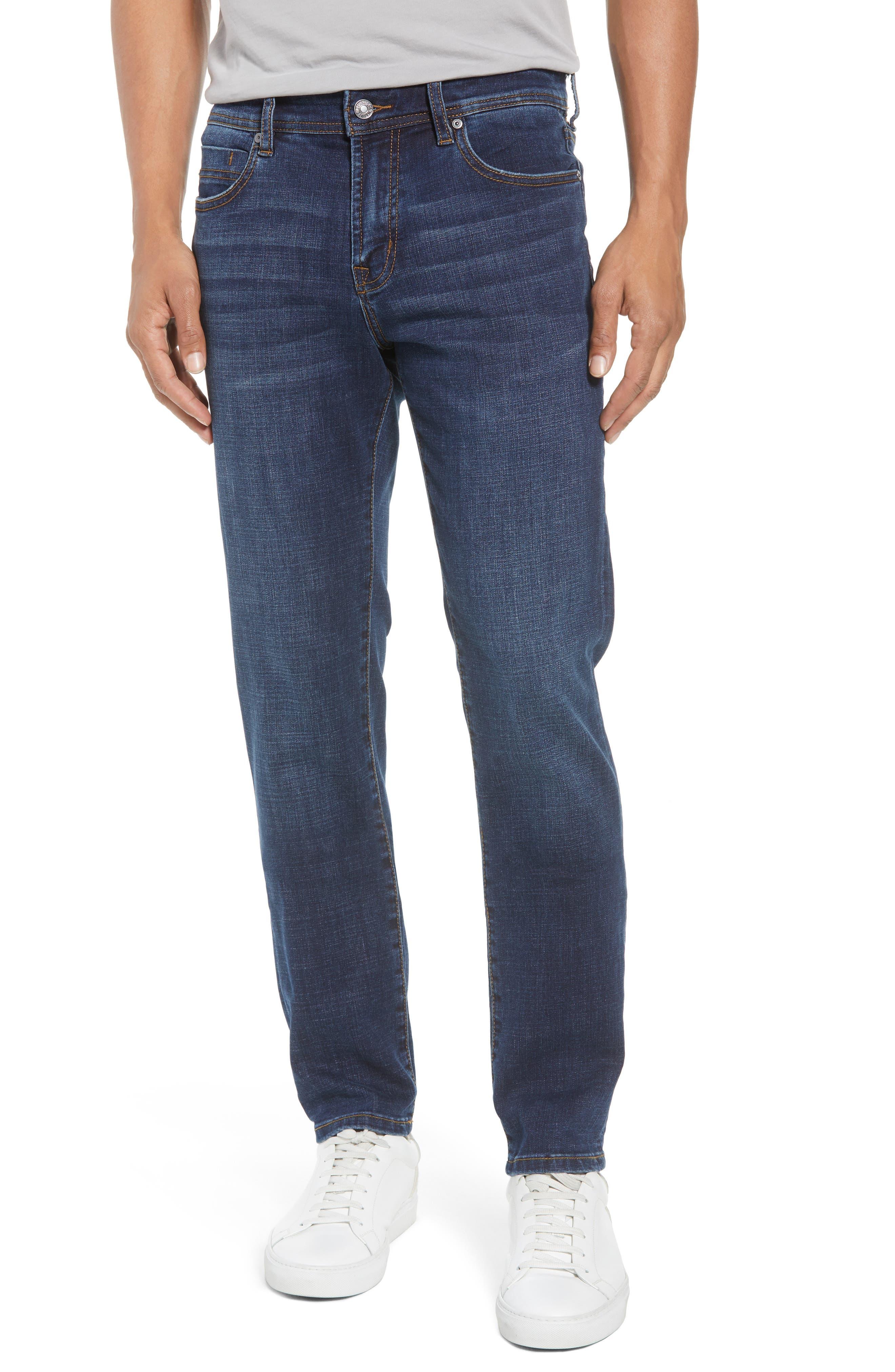 Image of Liverpool Jeans Co Kingston Slim Straight Leg Jeans