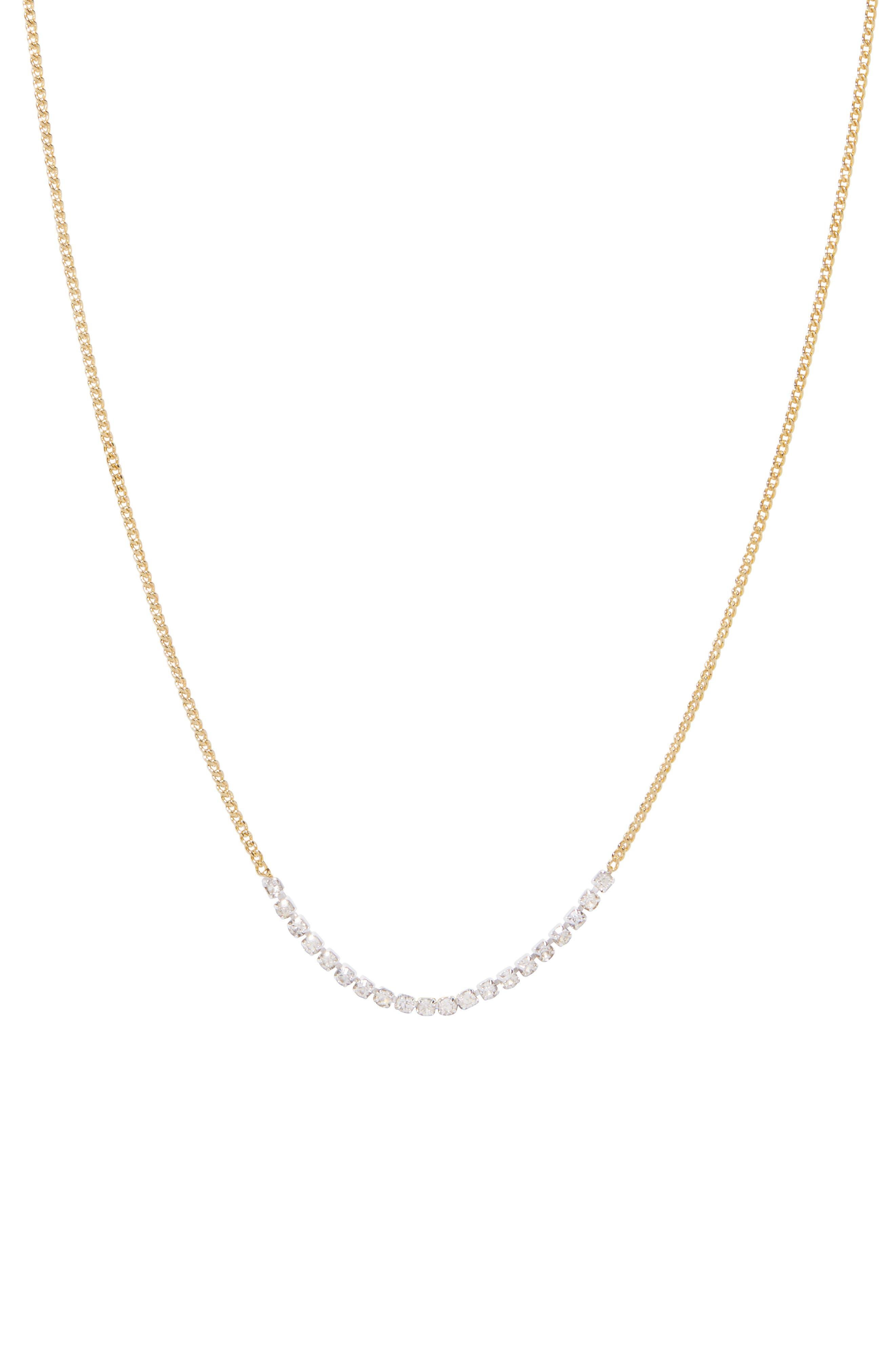 Wilder Cubic Zirconia Necklace
