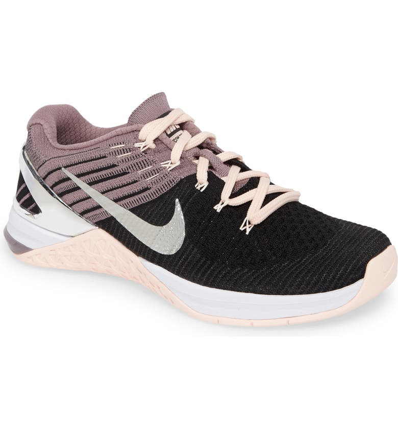 privado Clan tragedia  Nike Metcon DSX Flyknit Chrome Blush Training Shoe (Women) | Nordstrom