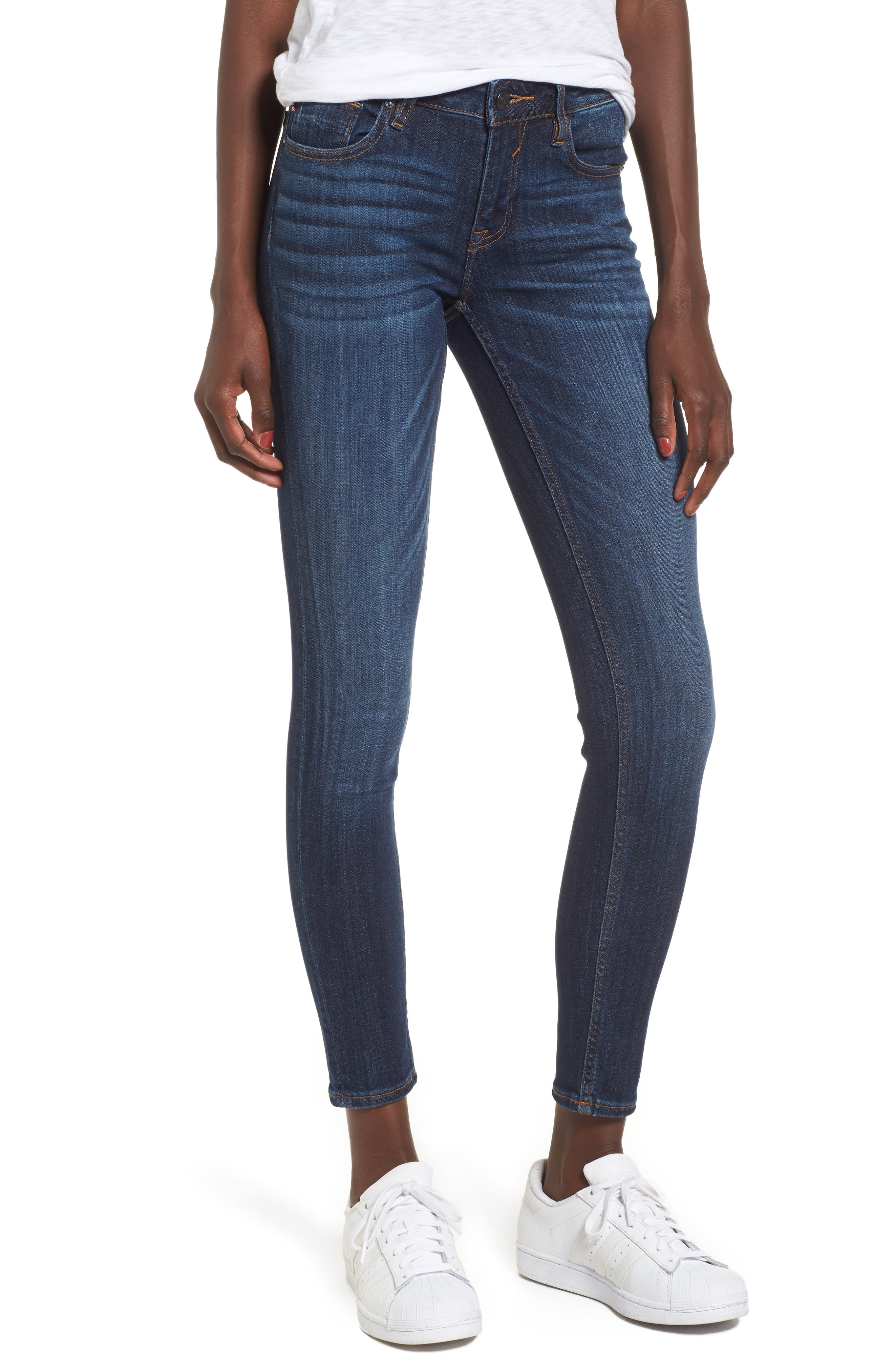 Women's Vigoss Jagger Skinny Jeans,  27 - Blue