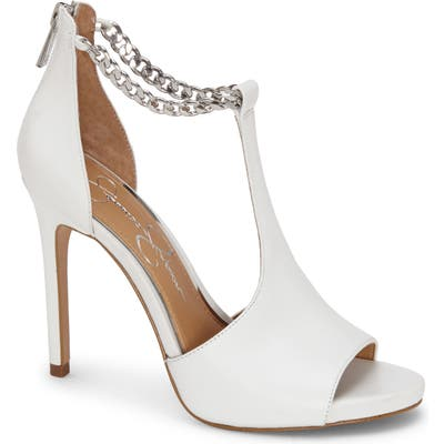 Jessica Simpson Rexa Sandal- White