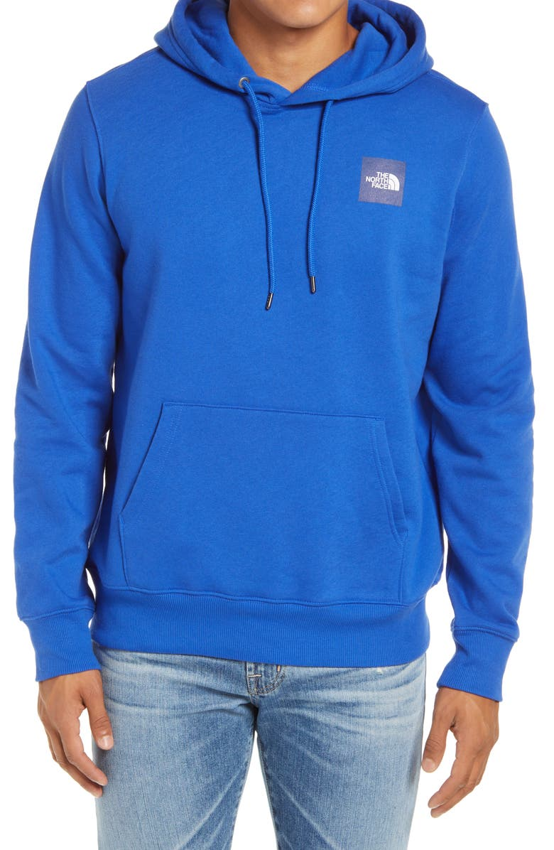 THE NORTH FACE 2.0 Red Box Hoodie, Main, color, TNF BLUE