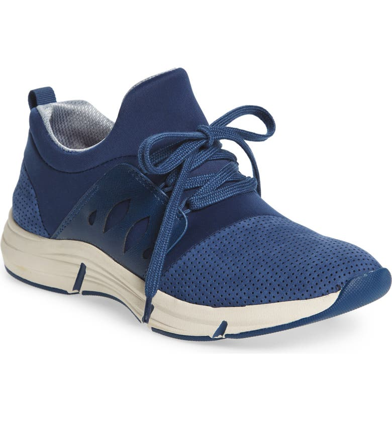 BIONICA Ordell Sneaker, Main, color, DENIM NUBUCK