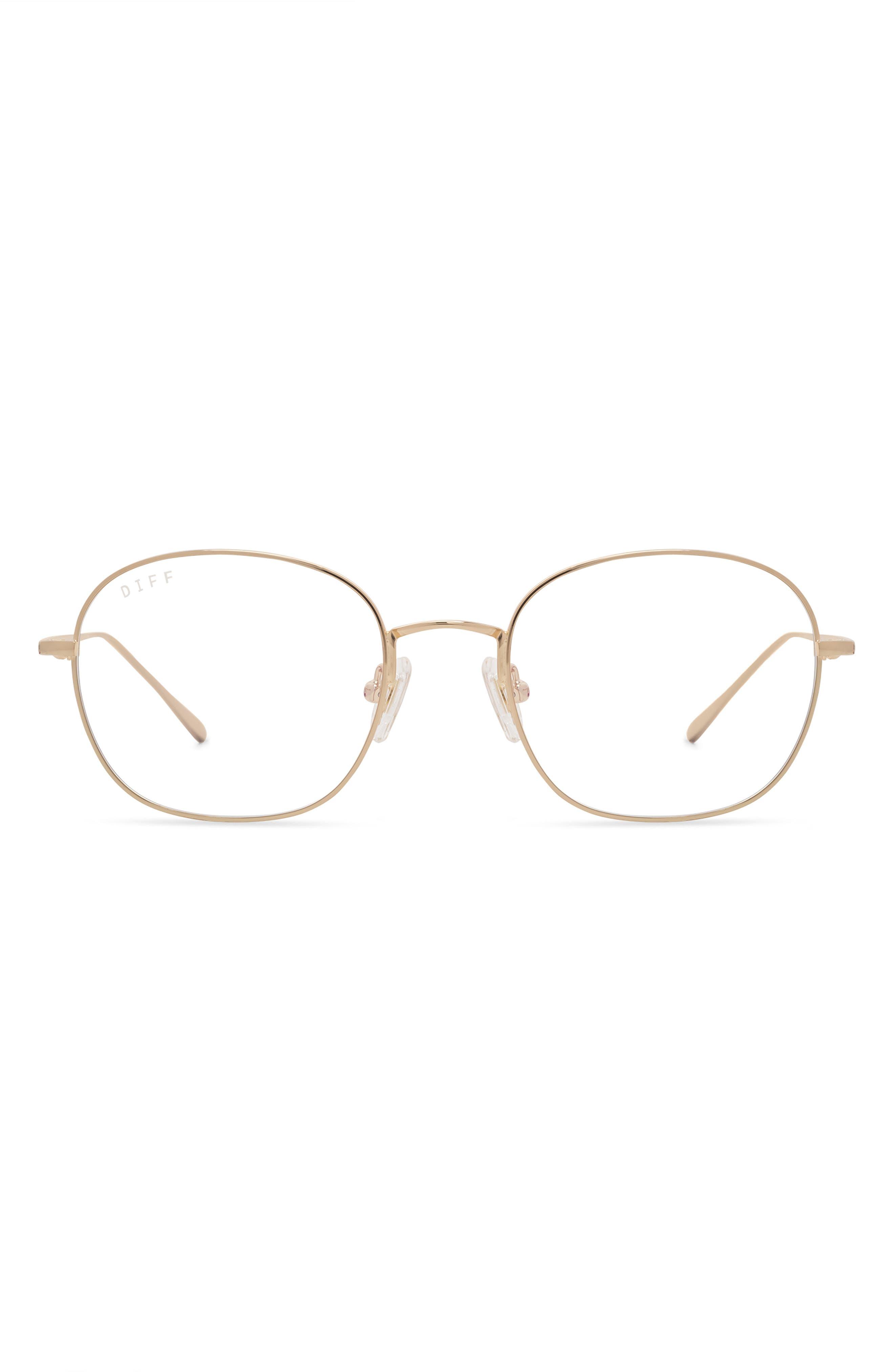 Reid 51mm Round Optical Glasses