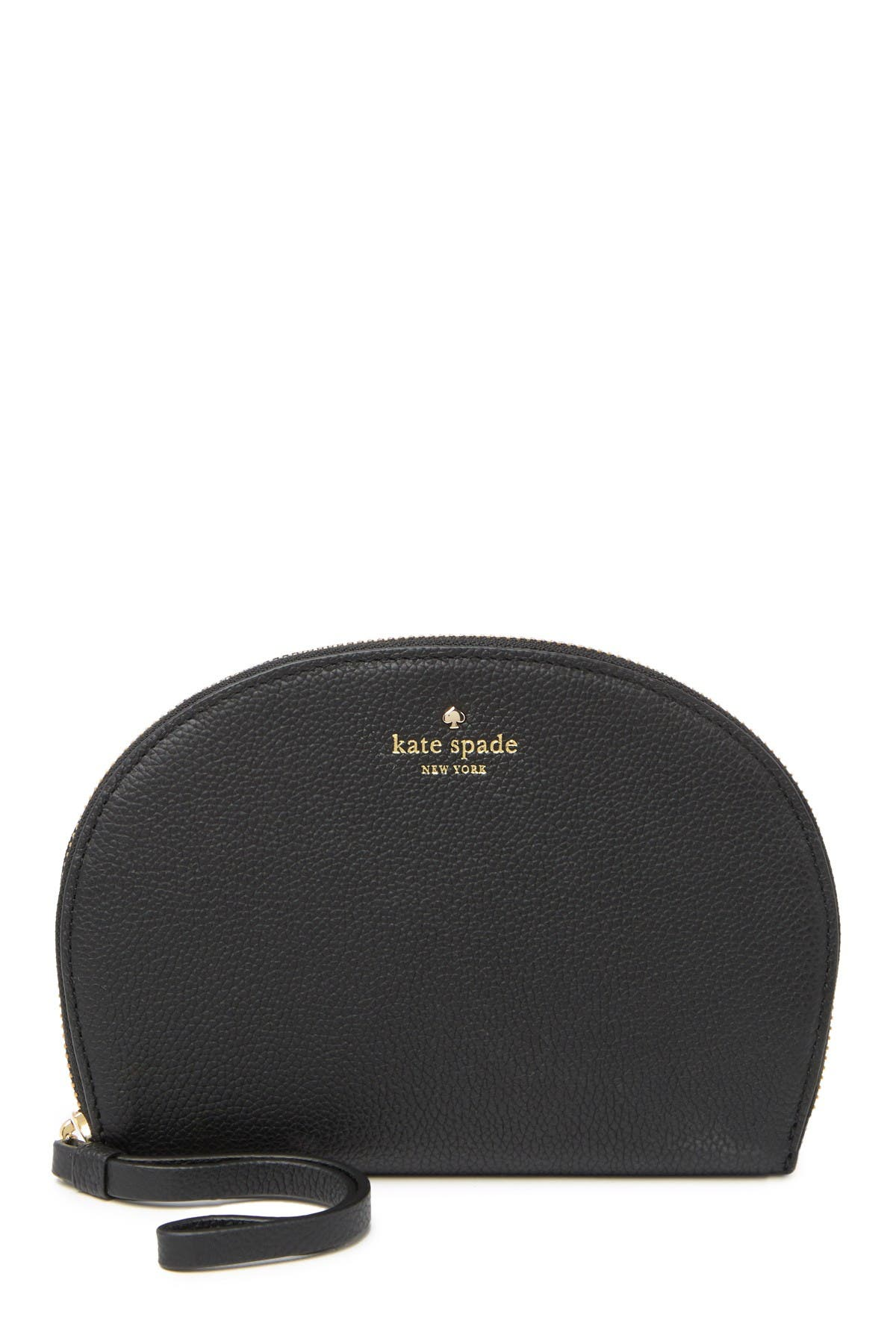 Image of kate spade new york shara leather zip clutch