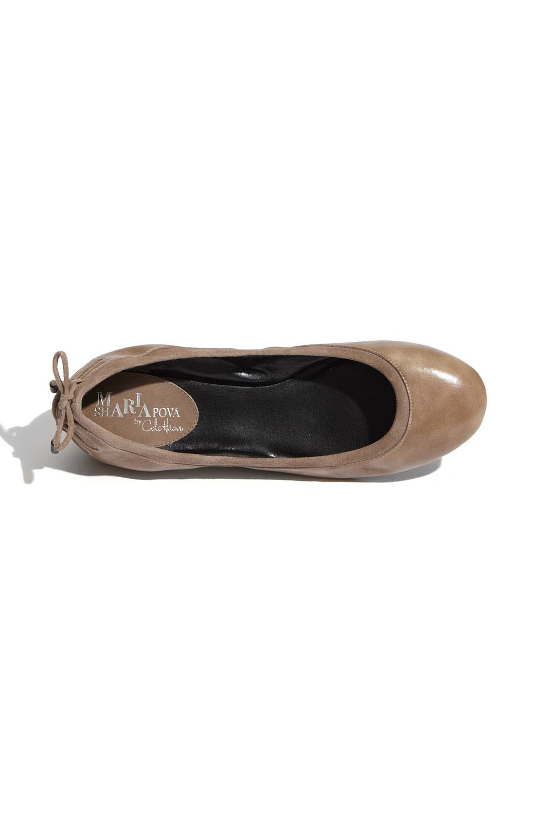 ,                             Maria Sharapova by Cole Haan 'Air Bacara' Flat,                             Alternate thumbnail 7, color,                             020