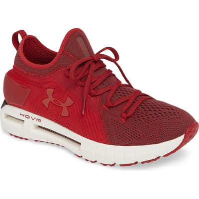 Under Armour Hovr(TM) Phantom Se Connected Running Shoe- Red