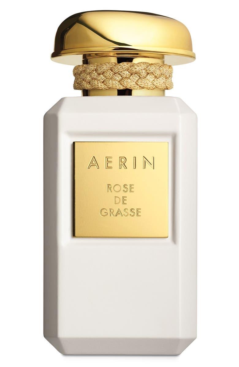 ESTÉE LAUDER AERIN Beauty Rose de Grasse Parfum, Main, color, NO COLOR
